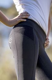 BARE Performance Tights - Black Rider