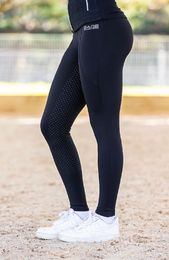 BARE ThermoFit Winter Performance Tights, black