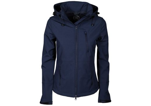 Harry's Horse softshell Chicago, navy